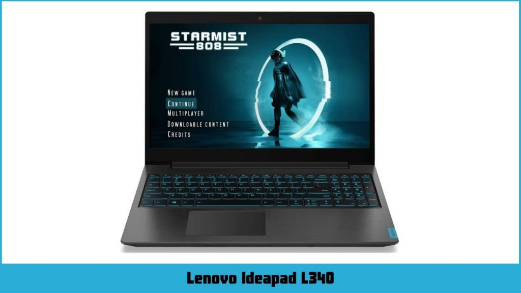 pc gamer Lenovo Ideapad L340